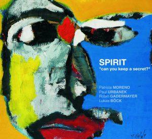 patricia moreno spirit new cd
