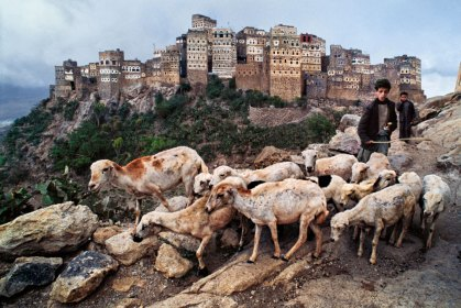 Yemen Autor: Steve McCurry