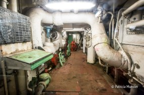 Machine Room SS Rotterdam