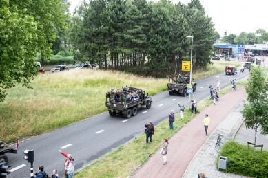 Veteranendag 2017 Zoetermeer - Vorstiusrode