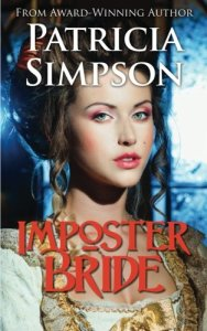 Cover of Imposter Bride by Patricia Simpson.