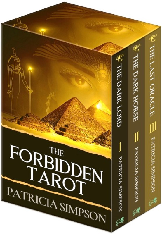 The Forbidden Tarot Trilogy