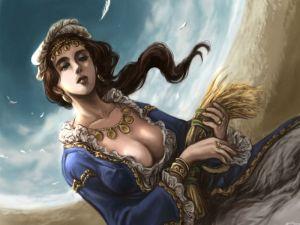 Deusa-Grega-Demeter