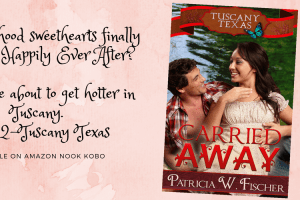 Carried Away-Book #2 Tuscany, Texas series