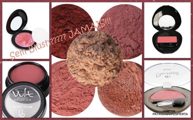 maquiagem 1 - Tudo Baratinho:  Blushs Bons e Baratos