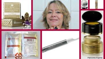 2011 05 153 - Deixando A Mãe Bonita : Produtos Usados No Rosto