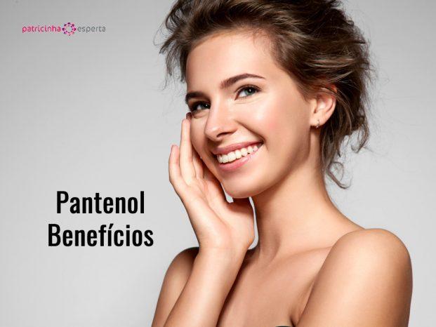 beautiful smiling woman with clean skin natural makeup picture id610139620 621x466 - Pantenol - O que é? Para que serve?
