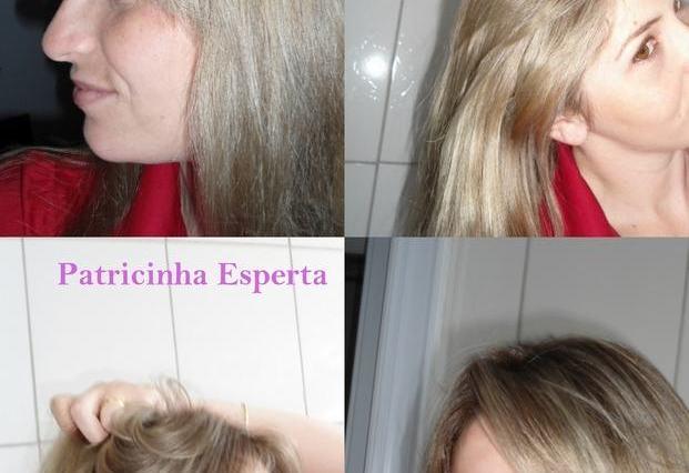 cabelos novo1 - O Diário de uma loira - Minhas maluquices