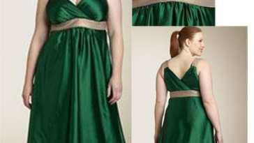 vestido para gordinha 3 - Vestidos Longos