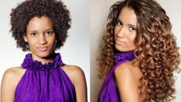 Megahair cabelos cacheados2 - Quanto Custa Mudar os Cabelos? – Colorações, Mega Hair, Corte Curto