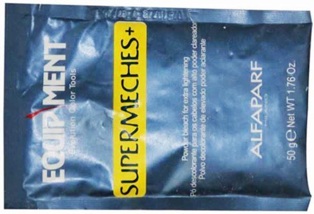 Po Descolorante Supermeches 50g Alfaparf 3589342 1 621x424 - TOP 10 - Os Melhores Descolorantes