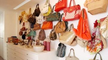 como guardar bolsas - Como Manter As Bolsas Limpas?