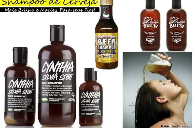 Nova pasta 212 0011 - Shampoo de Cerveja: Encorpa, Dá Brilho e Recupera Os Fios!