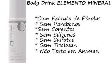 2012 11 102 - Body Drink Extrato de Pérolas - Elemento Mineral