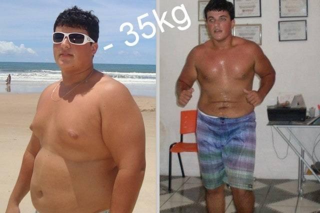 For Divas12 001 - Ele Perdeu 35 Kg Com O Treinamento Funcional!