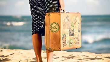 mala de verao1 - Necessaire de Verão: O Que Levar Para Praia?