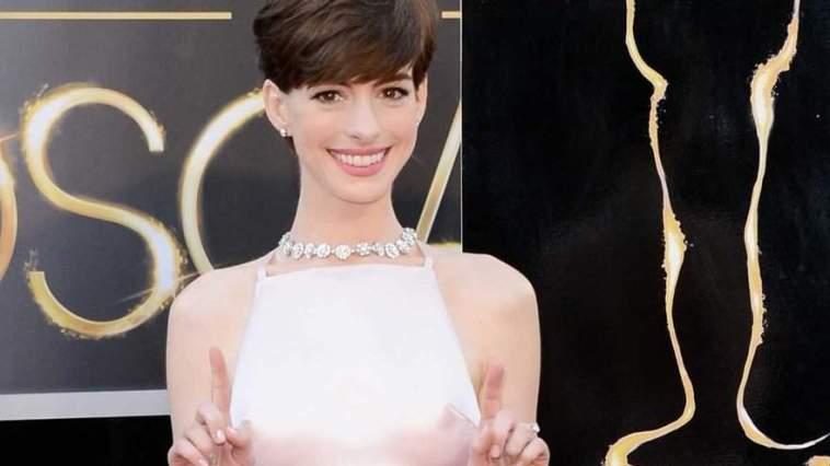 ane 2 - Cabelo curto de Anne Hathaway é tendência! Saiba como copiar!