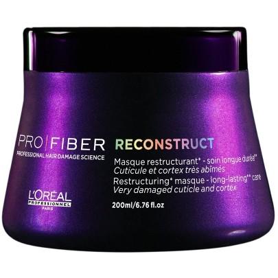 Loreal Pro Fiber Reconstruct Mascara 200ml - Qual a Hidratação certa para o Cabelo
