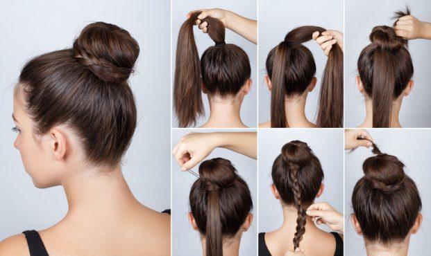 iStock 603157876 621x370 - Coque no cabelo para o Dia e Noite