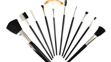 pinceis maquiagem - Como cuidar e limpar os pincéis de maquiagem?