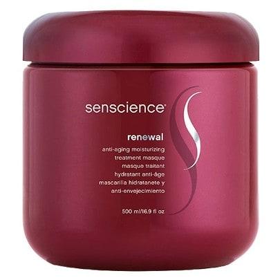 Senscience Renewal Anti Aging Moisturizing Treatment 500ml - Cabelo Velho? Como assim?