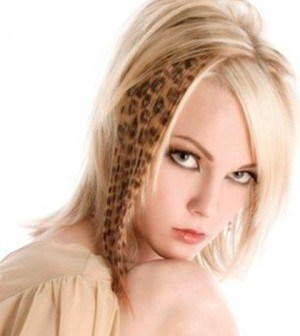 mecha 300x336 - Estampa animal nos cabelos?