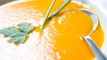 sopa abobora - Alimentação: cuidado para não engordar no inverno