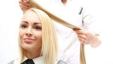 iStock 494501828 - Mega Hair no Cabelo Loiro - Cuidados