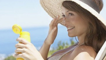 protetor solar como usar - Dê adeus para certos hábitos