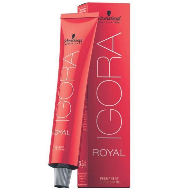 Schwarzkopf Igora Royal Coloracao 60ml 621x621 - Cabelo Vermelho - Saiba como Cuidar