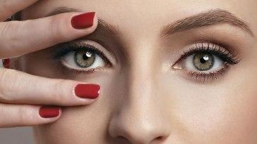 317 olhos - Maquiagem para os olhos: aprenda a fazer!
