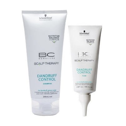 Schwarzkopf Bc Bonacure Scalp Therapy Kit Dandruff Control Anticaspa Shampoo 200ml e Tonico 100ml  - Verdades e Mitos sobre a Queda de Fios