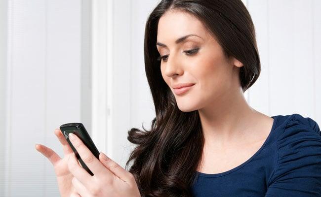mulher - Mundo moderno e a falta de comunicação real