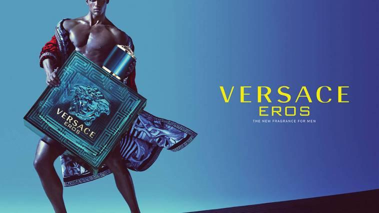 Versace Eros - 6 Lançamentos de Perfumes Pro Dia dos Namorados