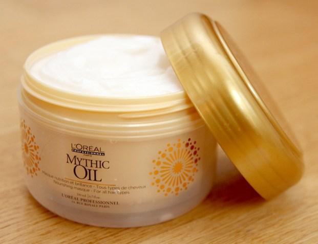 Mythic Oil Nourishing Masque 1 - Máscaras Loreal - As Melhores