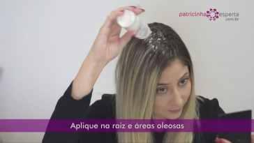 IMG 0020 1 - Shampoo a Seco Caseiro ✅ Vídeo Passo a Passo