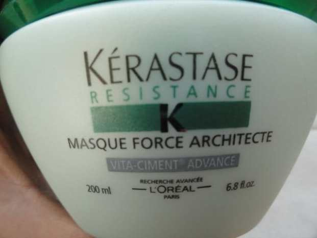mask k - Máscara Kérastase Resistance Architecte