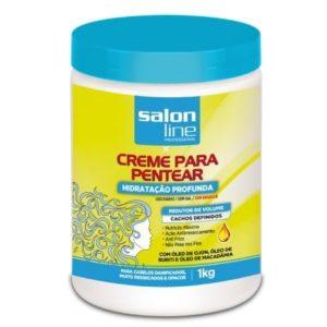 Creme Para Pentear Salon Line Hidratacao Profunda 1kg 136269 300x300 - Top 10 – Os melhores cremes sem enxague para cabelos cacheados