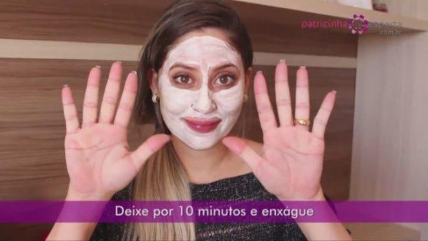 Tratamento para pele acneica