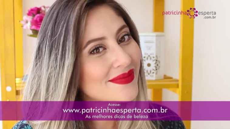 IMG 00040 6 - Como Aplicar Batom Vermelho - Boca Perfeita