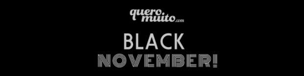 Black November QueroMuito
