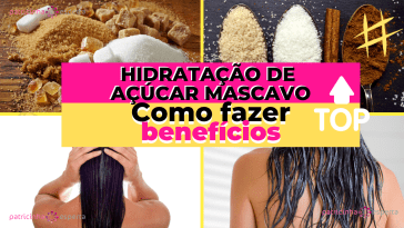 Como Escolher o Shampoo Certo1 - Hidratação De Açúcar Mascavo ✅ Como fazer, Benefícios