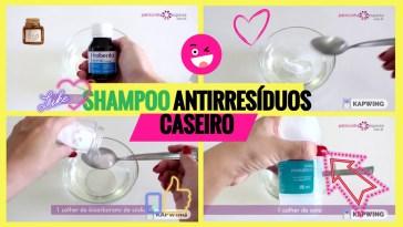 spytf - Shampoo Antirresíduos Caseiro ✅