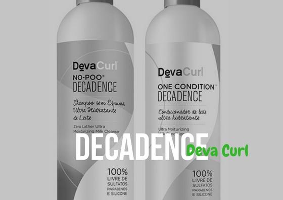 decadence - Método UCPE funciona no cabelo?