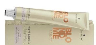 Schwarzkopf BlondMe Cobertura de Brancos Areia 60ml - Produtos para Cabelos Finos - Conheça Já!