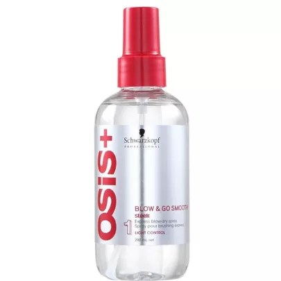 Schwarzkopf Osis Blow And Go Smooth 200ml - Secagem do cabelo de forma mais rápida