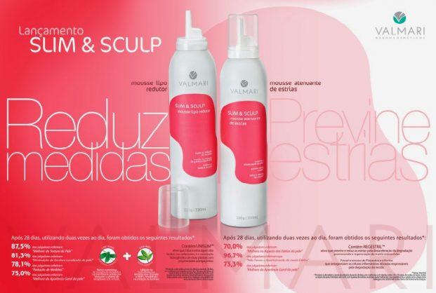 Slim Sculp Mousse Lipo Redutor 621x418 - Celulite Nas Pernas Tratamentos! O Guia Completo
