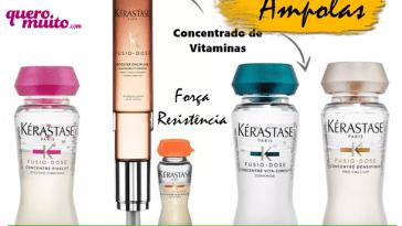 1 - Como usar Ampola Kérastase