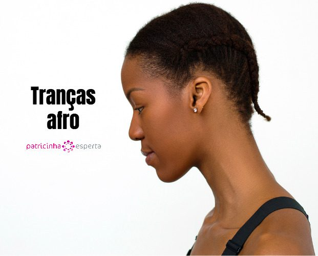 african woman on white background with braided hair picture id814976378 621x500 - Penteados Verão 2018 Tendências
