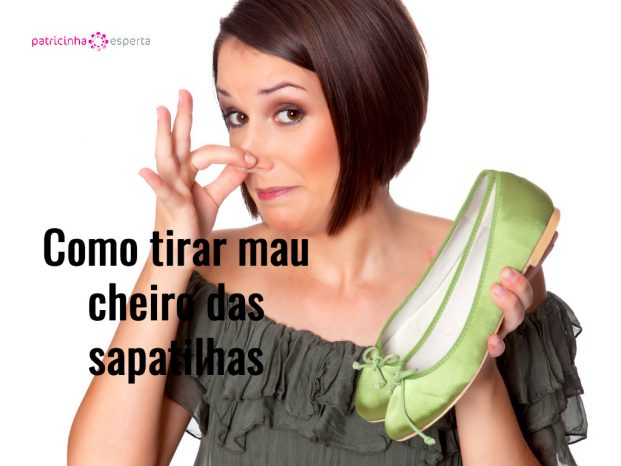 her shoes stink picture id148664637 621x466 - Como Tirar Chulé Dos Sapatos